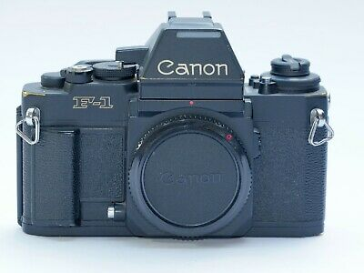 CANON F1 New + AE Finder FN Body Nr.200111