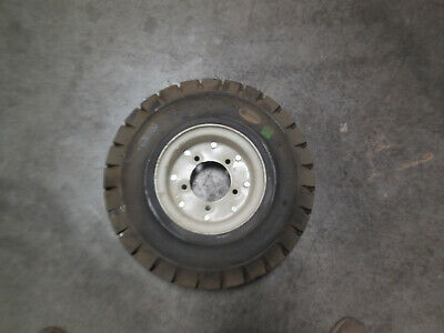 Industial Softtuff Forklift tire 6.00-9 New