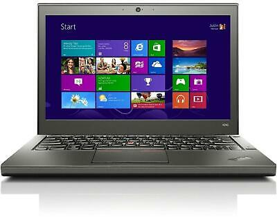 (Grade B) Lenovo ThinkPad X240 Intel Core i7-4600U Dual Core Processor