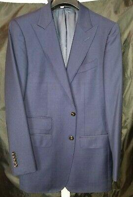 Suitsupply Washington Blue Blazer 40R