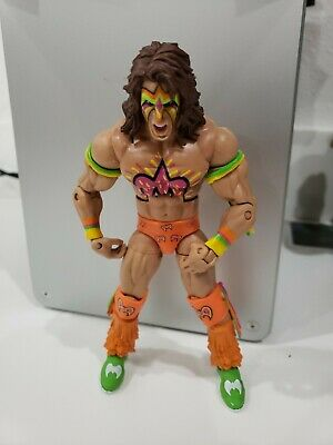 Mattel Wwf Wwe Elite Flashback Ultimate Warrior Figure