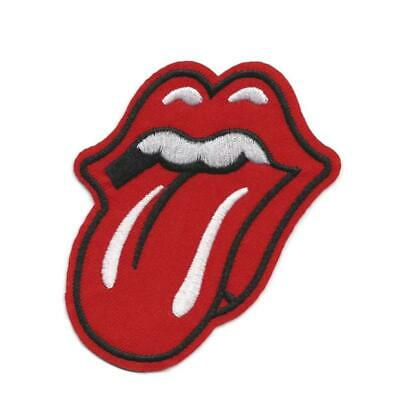 Rolling  Stones patche Huge Rolling Stones tongue patch Iron on 7pc//set