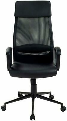 Omari Mesh Ergonomic Office Chair - Black