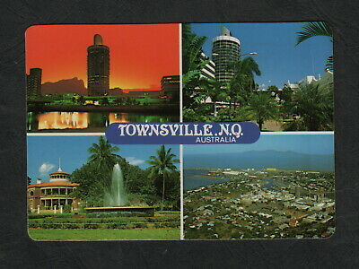 s1738)           MURRAY VIEW POSTCARD OF TOWNSVILLE NORTH QUEENSLAND, AUSTRALIA