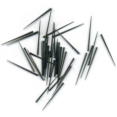 400 Day Steel Tapered Clock Pins (0.76-1.65mm) Clocks Pin (Pack of 40) - CP314