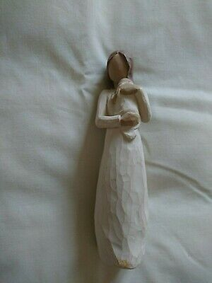 Willow Tree Angel Of Mine Figure Of New Mum&Baby By Susan Lordi 2003