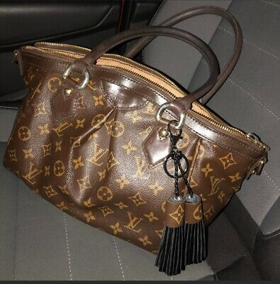 Authentic Louis Vuitton Tivoli PM Crossbody