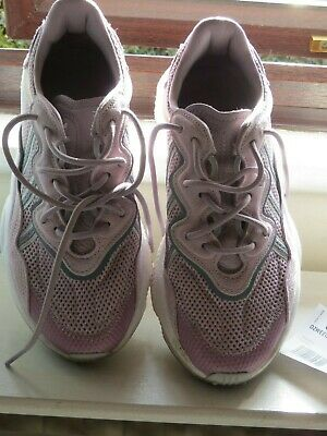 Adidas Lilac Ozweego Ladies Trainers Worn Once Size 6