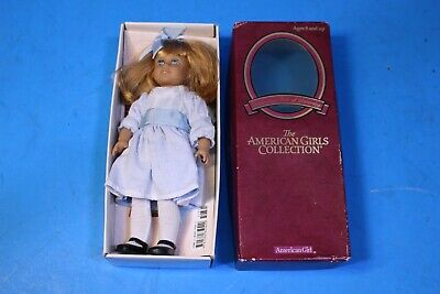 Mini Nellie Doll With Movie Booklet American Girl Doll