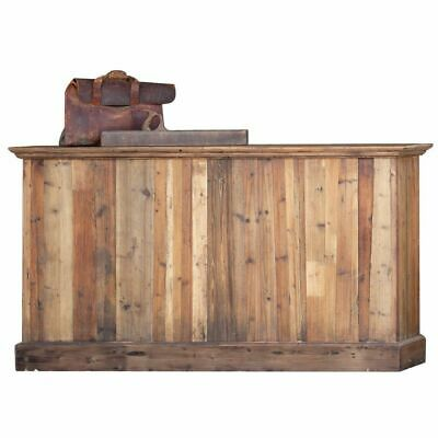 Wooden Retail Store Counter, 59596