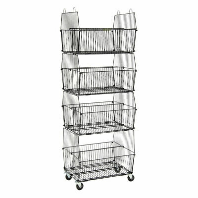 Mobile Stacking Baskets, 51525
