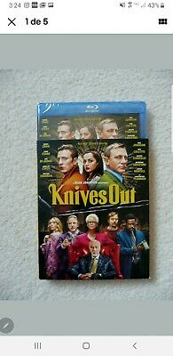 Knives Out Movie no blu ray no dvd only digital copy read the description