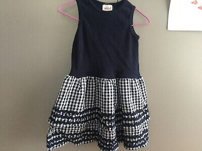 Seed Girls Toddler Party Dress Size 2