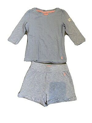 Joules Top And Shorts Age 7-8 Years