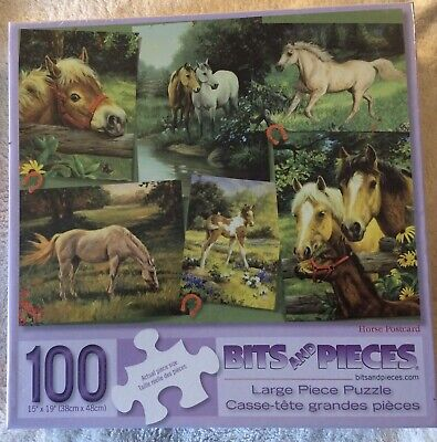 """200 Piece Mike Speiser Art Puzzle  /""""OwL Family/"""" Large Format New 15/""""x19/"""""""