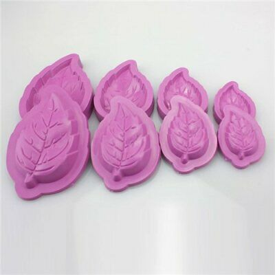 3D Plastic Molds Create Leaf Leaves For Flower With Eva Foam Foamy Pack 4 Sizes