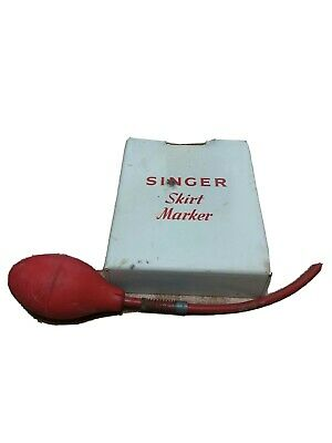 Vintage Singer Skirt Marker with Chalk 24 inches
