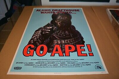 24x36 War For The Planet Of The Apes Movie Poster Andy Serkis v2 - Harrelson