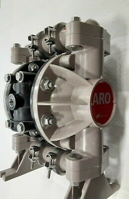 ARO Double Diaphragm Pump 666053-311 *Cleaned*Lubed*Tested