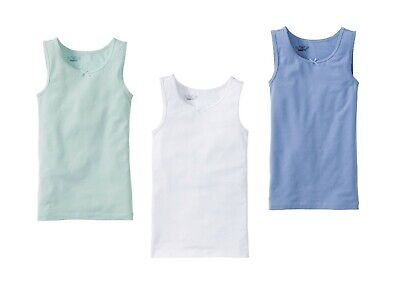 Pepperts Girls Triple Vest Tops New, Free P+P