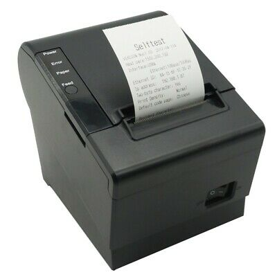 58mm Thermal Cloud Printer USB/Ethernet/WiFi Auto-cutter/cash-drawer interface