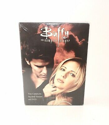 Buffy The Vampire Slayer - The Complete Second Season on DVD - New
