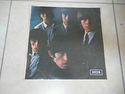 The Rolling Stones The Rolling Stones No. 2 Original Uk Red Mono 1965 1St Press