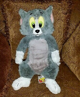 Tom And Jerry Huge Premium Plush 25 INCH Soft Licensed WB Peanuts Club Brand New