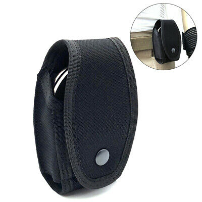 Outdoor Hunting Bag Tool Key Phone Holder Cuff Holder Handcuffs Bag Case Pouc JF