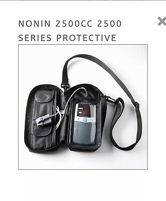 Nonin 2500 CC Case New