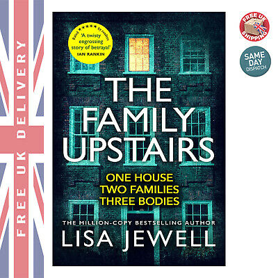 The Family Upstairs The Number One bestseller Lisa Jewell New Paperback Book NEW