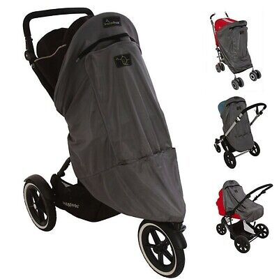 SnoozeShade Plus - Sunshade and Sleep Aid for Pushchairs and Strollers