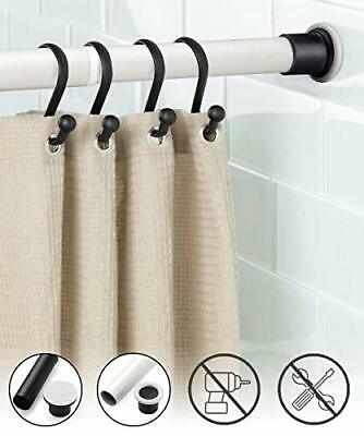 Melchef Room Divider Tension Curtain, Can A Tension Rod Hold Blackout Curtains