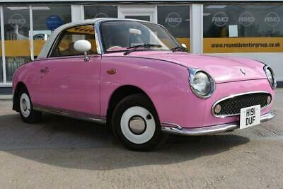 2006 Nissan Figaro 1.0 FK10 2d AUTO 75 BHP Convertible Petrol Automatic