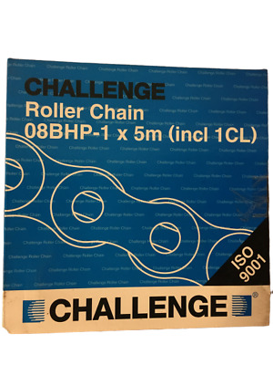 Hollow pin Chain, Conveyor Chain. Roller Chain 08BHP, 5 Meters