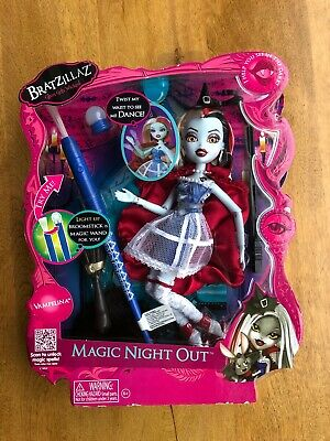 MGA Bratz Make Up Magic Maribel Doll NEW Tattoo Pen 5 in 1 RARE