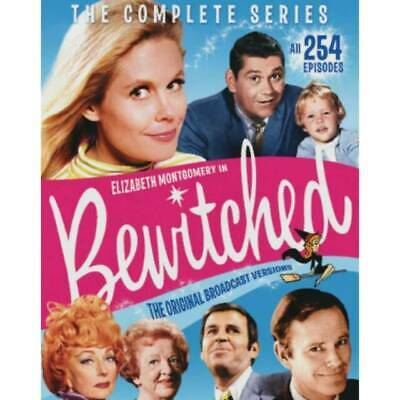 Bewitched: The Complete Collection (DVD, 2015, 22- Discs, Full Frame) *NEW*