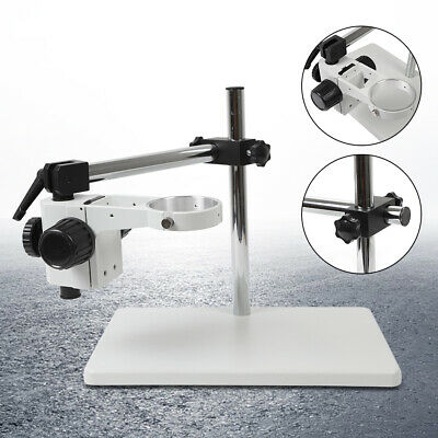 Digital Microscope Camera Focusing Holder Heavy Duty Big Stereo Table Stand