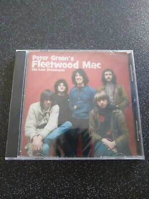Peter Green's FLEETWOOD MAC - The Lost Broadcasts - CD 19 tracks. New & sealed