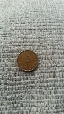 Rare Half Penny ½ Penny 'New Penny' 1971 Coin Uncirculated