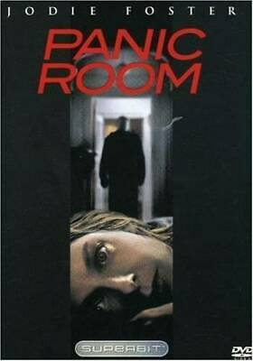 Panic Room (Superbit Collection) Pre Owned DVD FREE Shipping!