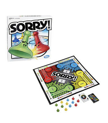 Sorry Board Game Kids Family NEW 2013 Edition Game