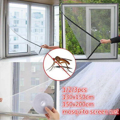 Anti-Insect Fly Bug Mosquito Net Door Window Protector Screen Curtain Mesh