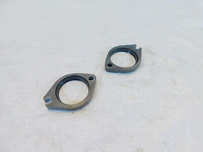 HARLEY DAVIDSON INTAKE MANIFOLD FLANGES FOR ALL HARLEY/'S WITH CV CARBS