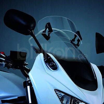 Suzuki Touring Screen Clear Bandit GSF1250S Model Year 2015 - 2016