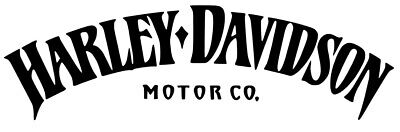 Harley Davidson Sticker Vehicle- Vinyl Decal -Choose Size/Color- FREE SHIPPING!!