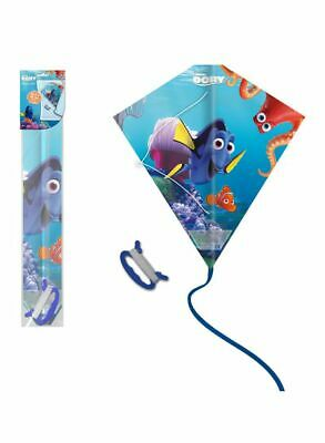 Disney Kite Finding dory plastic and fiberglass 58.5cm x 56cm gtreat outdoor fun