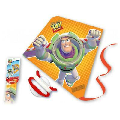 Disney Kite TOY STORY plastic and fiberglass 58.5cm x 56cm gtreat outdoor fun