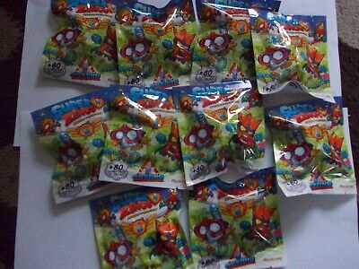 SuperZings New Series 5 Rivals of Kaboom 10 Packets ONLY £8.45   & FREE POSTAGE