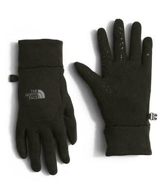 The North Face Black Women's Etip Hardface Glove Black Medium NEW W TAG